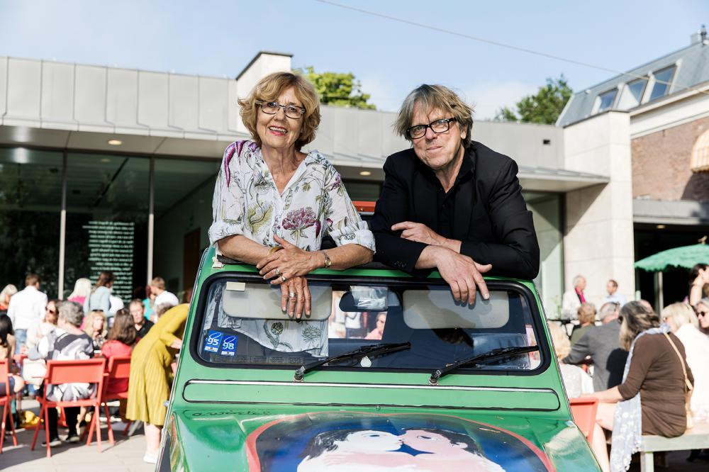 Verhaal op Zaal: Patricia Bracke-Logeman