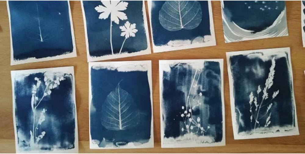 Workshop blauwdrukken