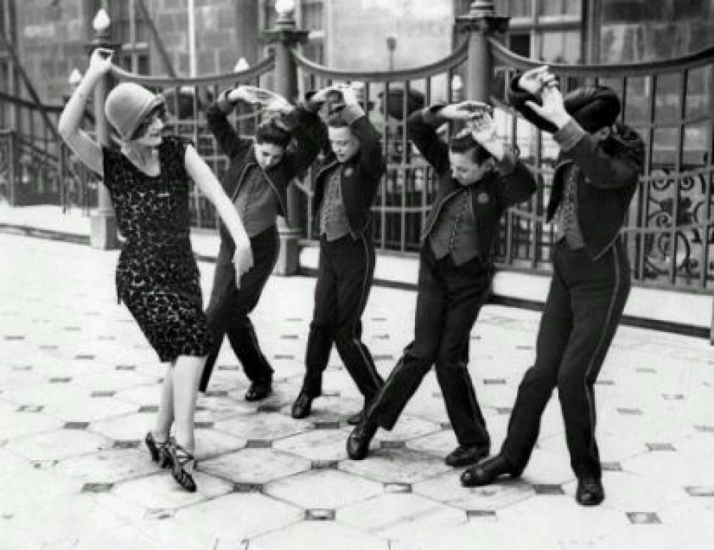 Highlights rondleiding The Roaring Twenties