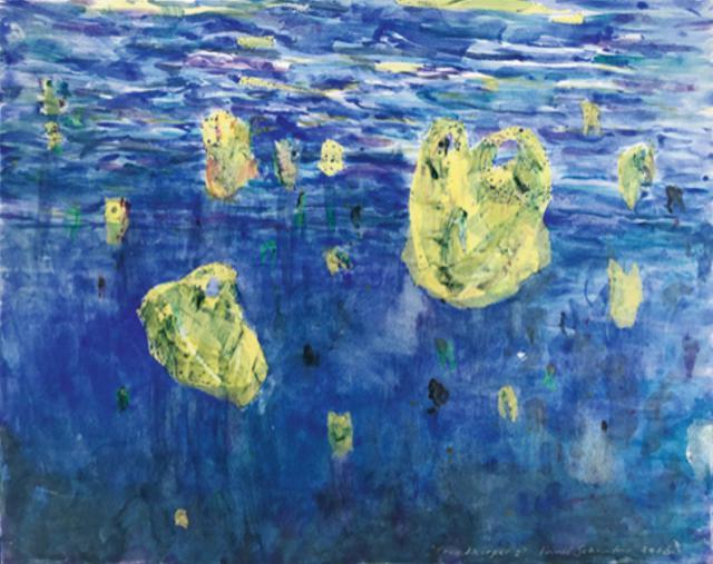 KunstenaarsCentrum Bergen: Droog Water