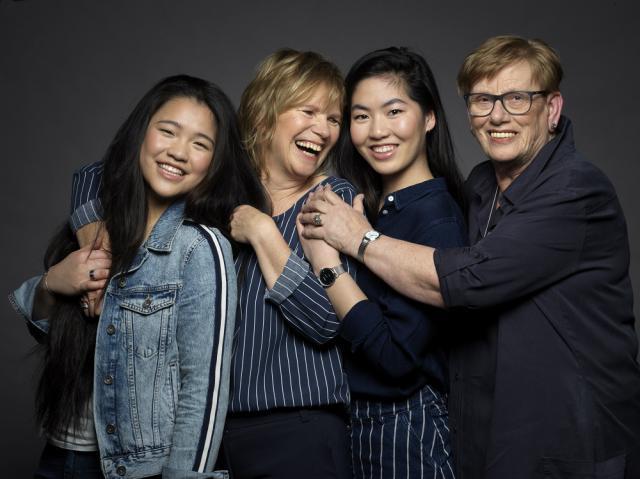 In The Picture. Drie generaties vrouwen in Nederland